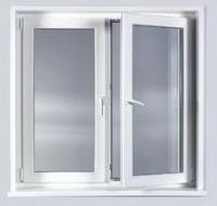 műanyag ablak fehér