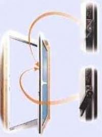 Műanyag ablak hibás működés gátlója