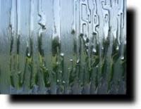 Műanyag ablak katedrál üveggel