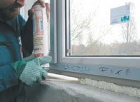 műanyag ablak illesztési-szerelési hézaga