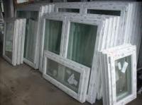 Műanyag ablak tárolása