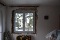 Műanyag ablakcsere régi bérházban