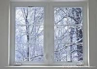 Műanyag ablakcsere télen