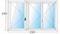 Műanyag ablak gyártási mérete