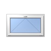 Műanyag ablak bukó funkcióval