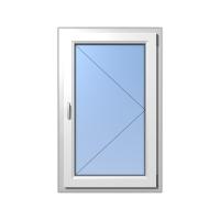 Műanyag ablak nyíló funkcióval