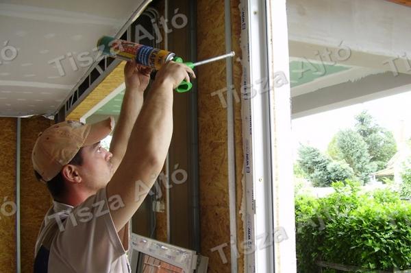 műanyag ablak beépítés Debrecenben