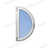 Műanyag ablak árak Decco félkör nyíló