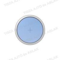 Műanyag ablak árak Decco kör fix