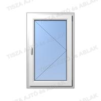 Műanyag ablak árak  Decco nyíló