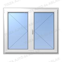 Műanyag ablak árak Decco váltószárnyas nyíló-nyíló