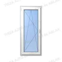 Műanyag ablak árak Decco bukó nyíló erkélyajtó