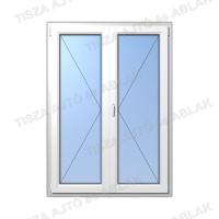 Műanyag ablak árak Decco nyíló nyíló  erkélyajtó