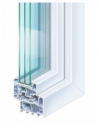 Műanyag ablak 3 rétegű üveggel ár