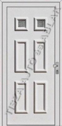 műanyag bejárati ajtó LEEDS L2
