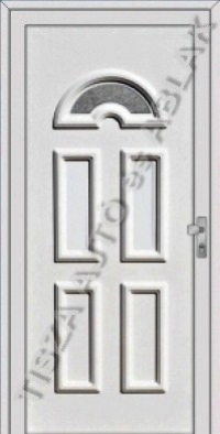 műanyag bejárati ajtó MANCHESTER M1