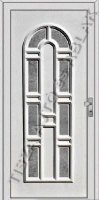 műanyag bejárati ajtó ARSENAL A8