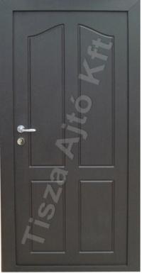 acél bejárati ajtó mart mintával