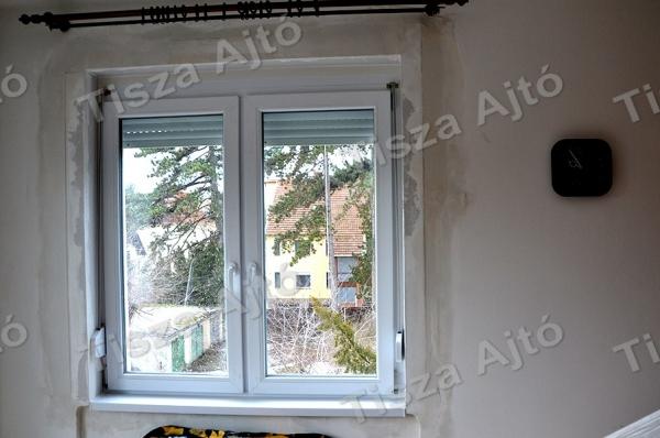 ablakcsere Debrecen a műanyag ablak beépítve